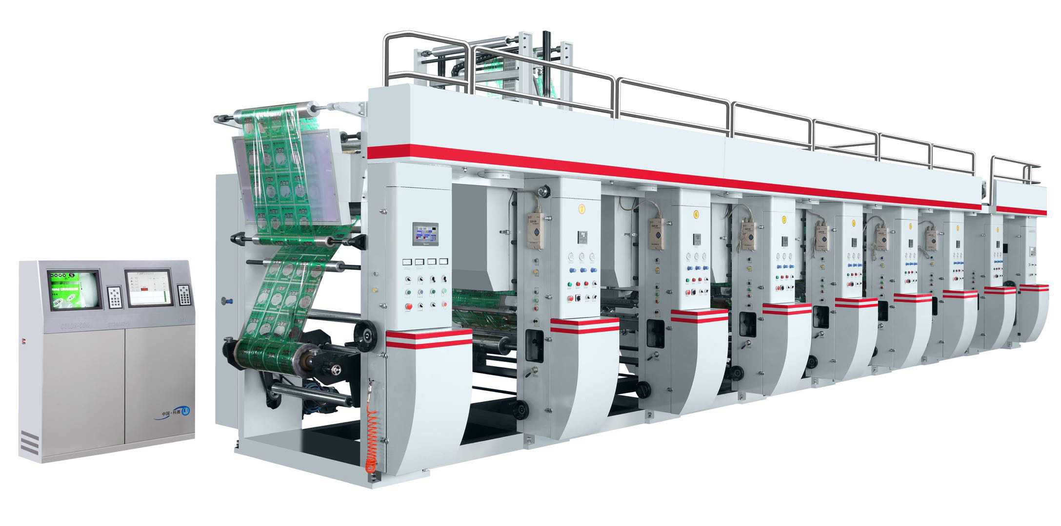 What are the advantages of gravure printing machines?
