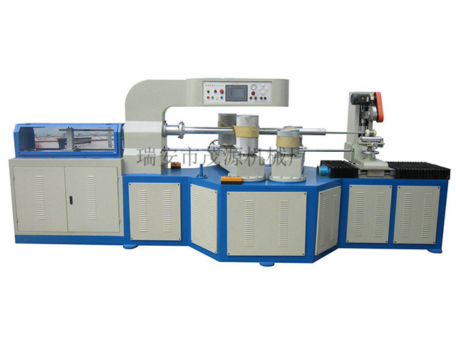 Paper tube machine industry develops steadily