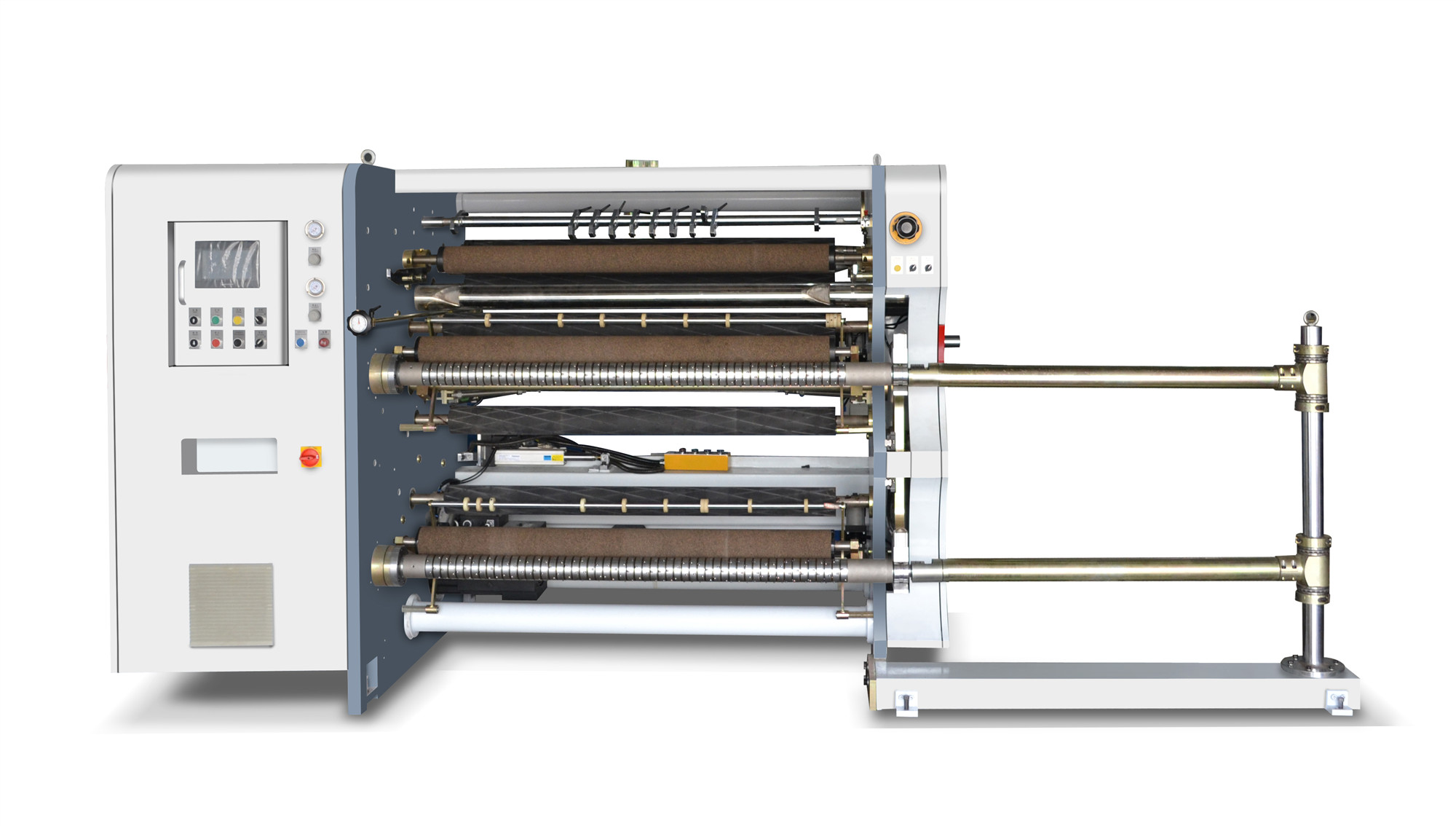 Slitting machine manufacturers tell you the reasons for frequent failures