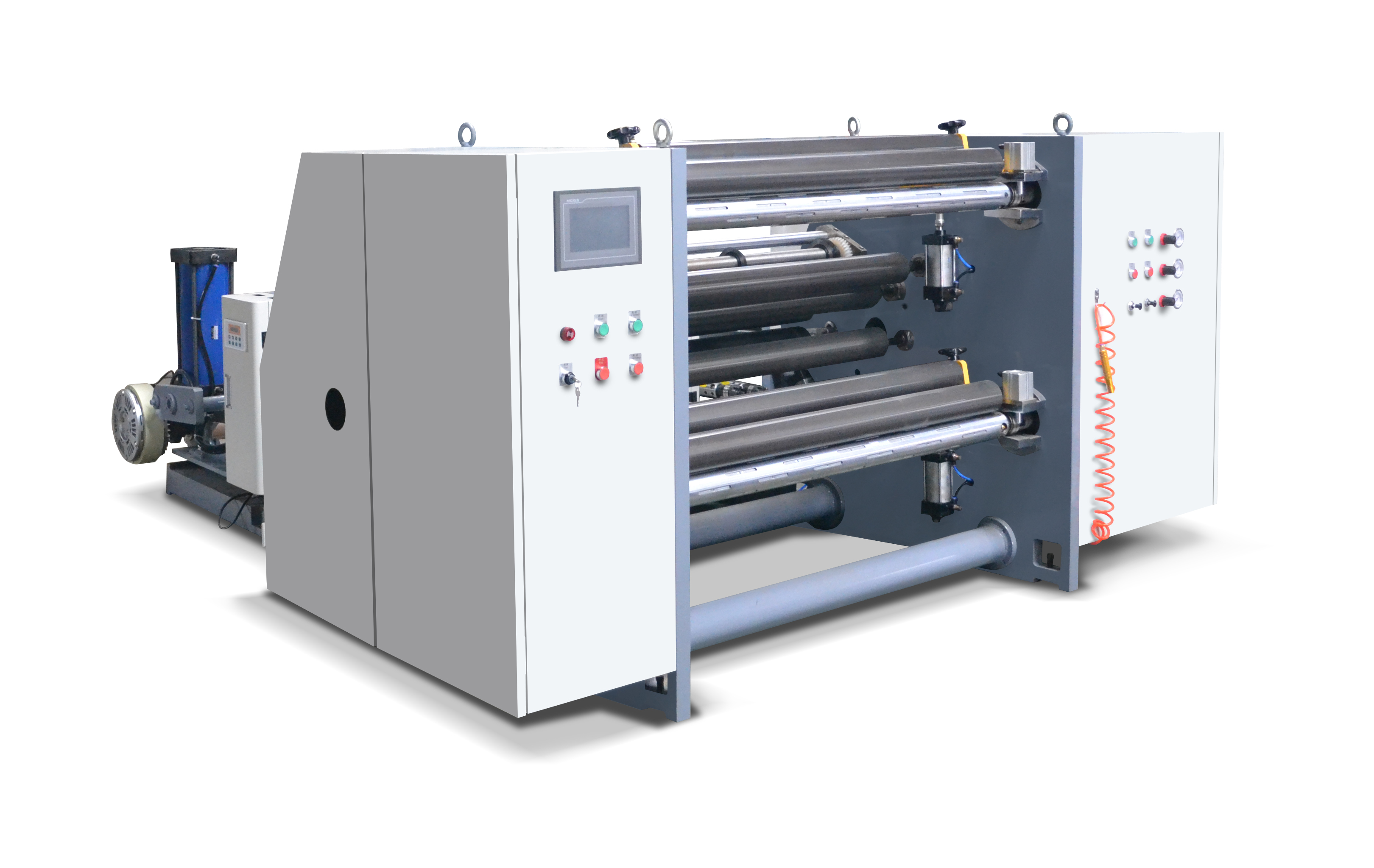 Slitting machine manufacturers analyze the development of the packaging industry