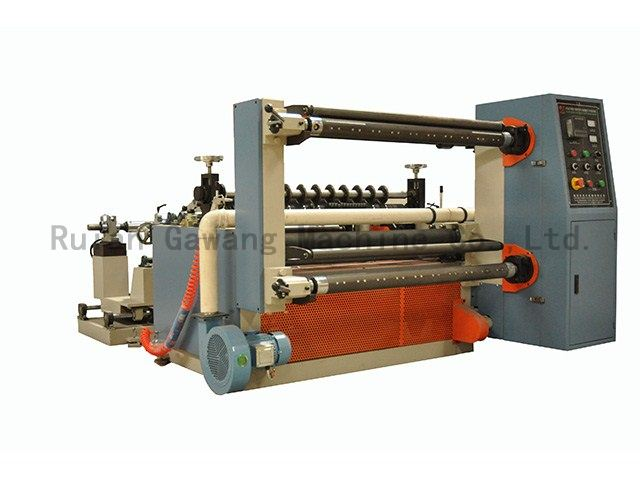 Economical Film Slitting Rewinding Machine