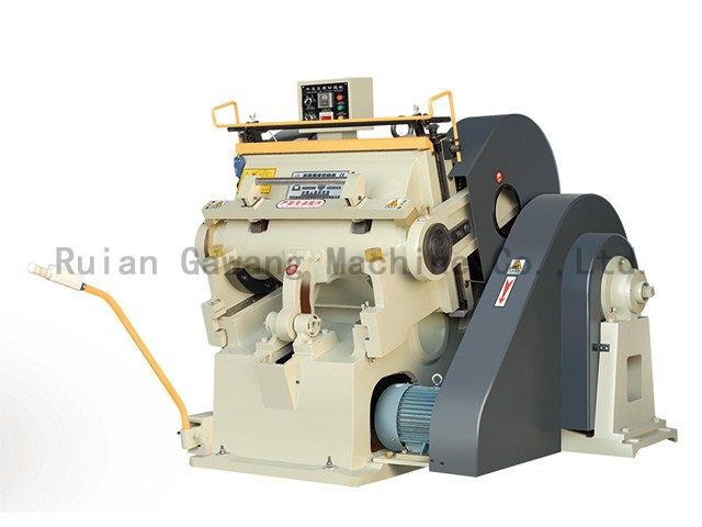 ML-750 Manual Die Cutting and Creasing Machine