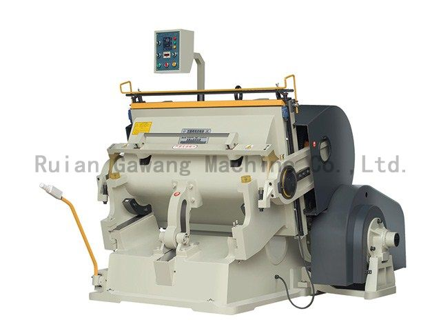 ML-1100/1200 Manual Die Cutting and Creasing Machine