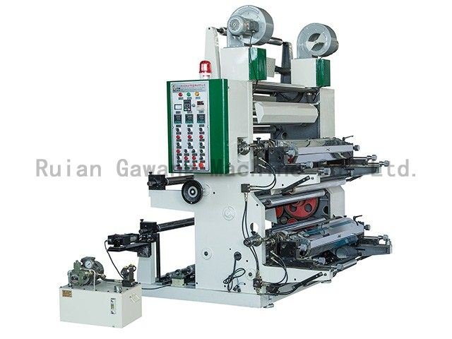 2 Color Printing Machine