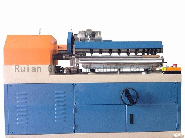 Auto Unloading Paper Core Cutting Machine