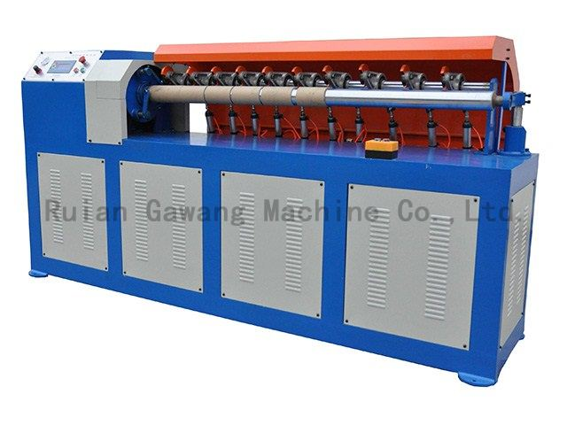 Multi-cutter Paper Core Cutting Machine