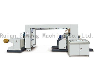 Frame Full Automatic Jumbo Roll Paper or Film Slitting And Rewinding Machine