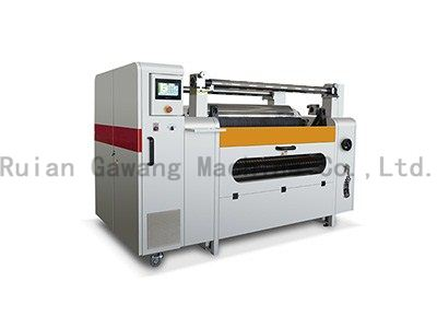 Full Automatic Thin Paper Surface Slitting And Rewinding Machine