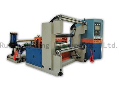 Full Automatic Paper Slitting and Rewinding Machine