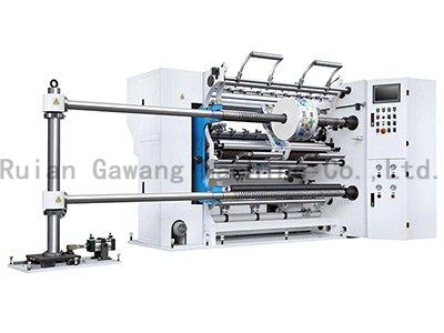 High Speed Film Slitting Rewinding Machine