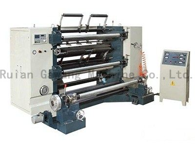 Vertical Film Slitting Machine