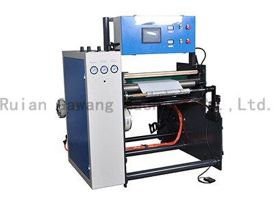 Wall Paper Rewinding Machine
