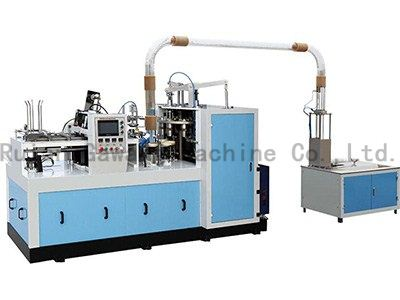 Middle Speed Paper Cup Making Machine