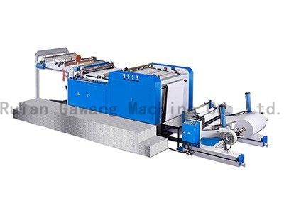 Automatic Stacking Paper Cross Cutting Machine