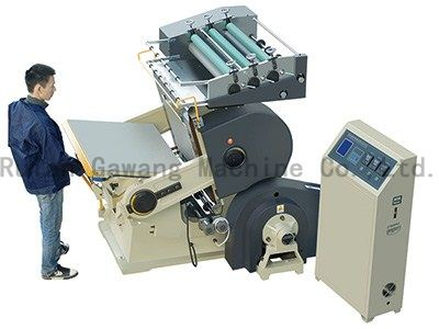 TYMB-750\930\1100 Program Control Foil Stamping And Cutting Machine